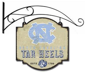 Winning Streak NCAA UNC Vintage Tavern Sign
