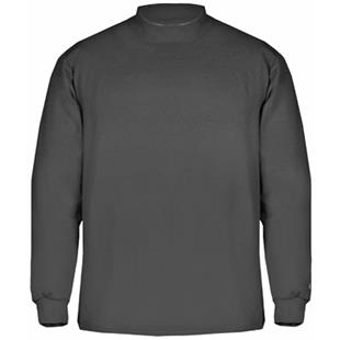 Badger B-Hot L/S Loose Mock Performance Shirts