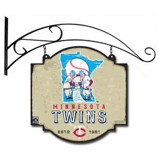 Winning Streak MLB Minnesota Vintage Tavern Sign