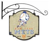 Winning Streak MLB NY Mets Vintage Tavern Sign