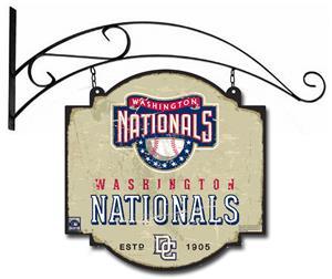 Winning Streak MLB Washington Vintage Tavern Sign