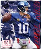 Northwest Giants Eli Manning Silk Touch Throw