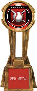 "Hasty Awards 14"" Sky Tower Resin Baseball Trophy"