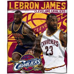Northwest Cleveland Lebron James Silk Touch Throw