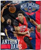 Northwest Pelicans Anthony Davis Silk Touch Throw