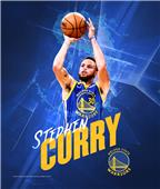 Northwest Warriors Stephen Curry Silk Touch Throw