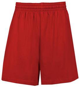 "Badger Cotton Jersey 7"" Athletic Shorts-Closeout"