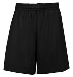 "Badger Youth 6"" Cotton Jersey Shorts"