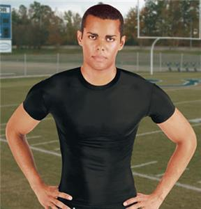Eagle USA Powerstretch Compression Tee Football