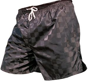 Eagle USA Checkerboard Soccer Shorts Black