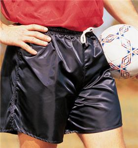 Eagle USA 100% Satin Nylon Soccer Shorts