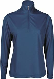 Paragon 1/4 Zip Malibu Womens Pullover