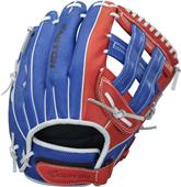 "Youth Stars & Stripes 12"" Utility Baseball Glove"