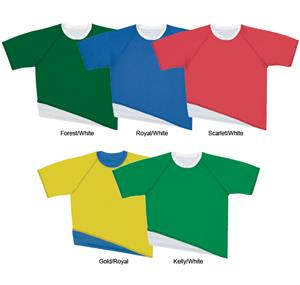 High Five SINGLE LAYER Reversible Soccer Jersey CO