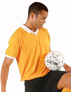 Eagle USA Poly/Cotton V-Neck Soccer Jersey