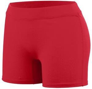 High Five Womens/Girls Knock Out Volleyball Shorts