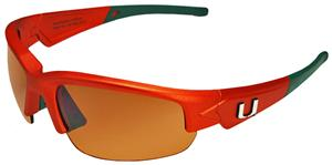 Miami Hurricanes Maxx Dynasty 2.0 Sunglasses