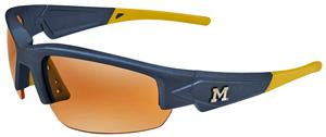 Michigan Wolverines Maxx Dynasty 2.0 Sunglasses