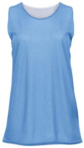 Badger Womens Reversible Mesh Athletic Tank Tops