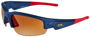 Mississippi Rebels Maxx Dynasty 2.0 Sunglasses