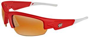 Wisconsin Badgers Maxx Dynasty 2.0 Sunglasses