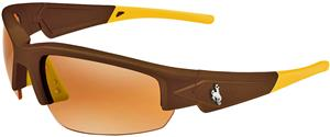Wyoming Cowboys Maxx Dynasty 2.0 Sunglasses