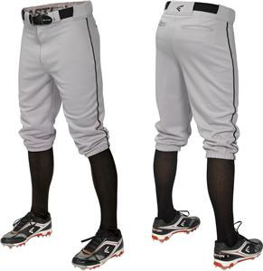 Easton Adult/Yth Pro+Knicker Piped Baseball Pants