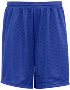 Badger Mesh/Tricot 7&quot; Athletic Shorts