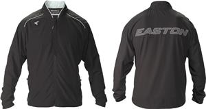 Easton Adult M10 Stretch Woven Custom Baseball Jackets - Baseball ...