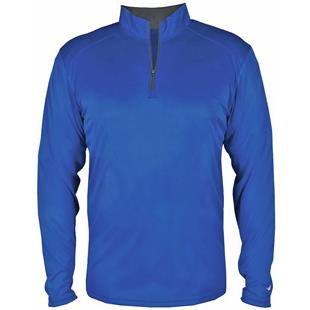 Badger Sport Adult/Youth 1/4 Zip Pullover Shirt