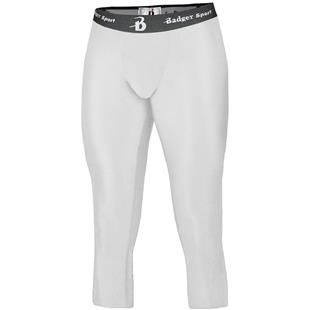 Badger Sport Calf Length Compression Tights