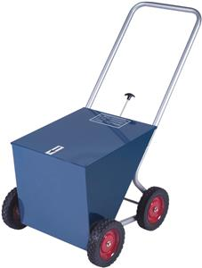 50lb Capacity 4-Wheel Dry Line Field Markers