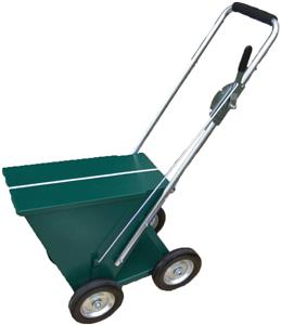 50lb Capacity 4-Wheel Dry Line Field Markers DL50