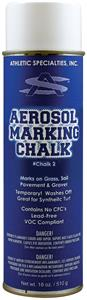 Athletic Specialties Aerosol Spray Marking Chalk
