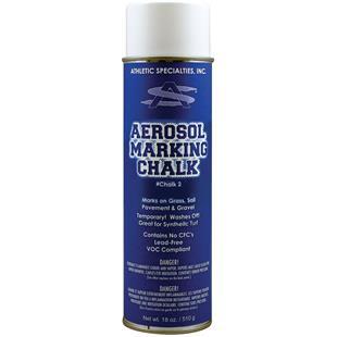Athletic Specialties Aerosol Spray Marking Chalk
