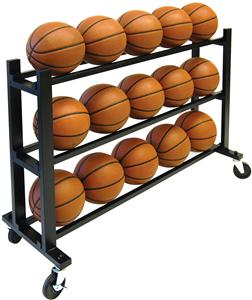 Athletic Specialties Welded 15 Ball Cart