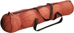 Athletic Specialty Stong Mesh Basketball Long Bag