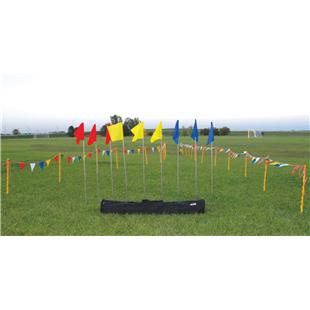 Athletic Specialties Pennant Flag Posts