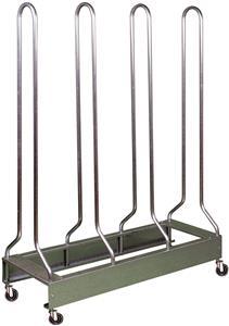 Athletic Specialties Football Shoulder Pad Rack