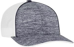 Pacific Headwear Aggressive Heather Mesh Cap