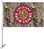 Collegiate Lafayette Realtree Camo 3'x5' Car Flag