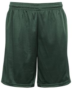 "Badger Pro-Mesh 8"" Athletic Coach's Shorts"