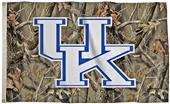 Collegiate Kentucky Realtree Camo 3' x 5' Flag