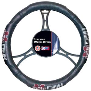 Northwest NCAA Mississippi St Steering Wheel Cover