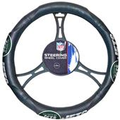 Northwest NFL New York Jets Steering Wheel Cover