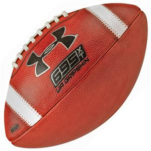 Under Armour 695XT Leather Game Footballs BULK