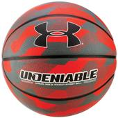 Under Armour Undeniable Rubber Basketballs