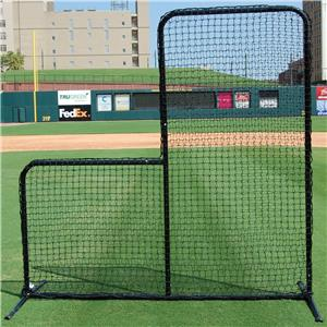 Athletic Specialties Deluxe Pitcher L-Shape Screen