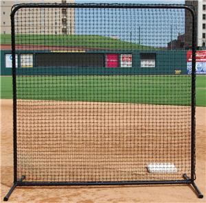 Athletic Specialties Deluxe 1st Base Screen & Net