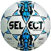 Select Diamond Club Series Top Quality Soccer Ball